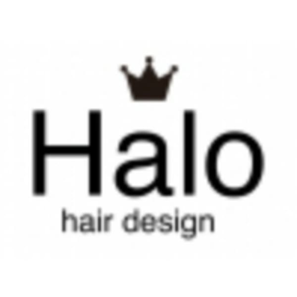 Halo hair design