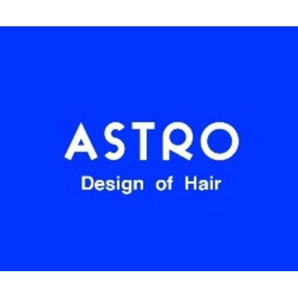 ASTRO design of hair