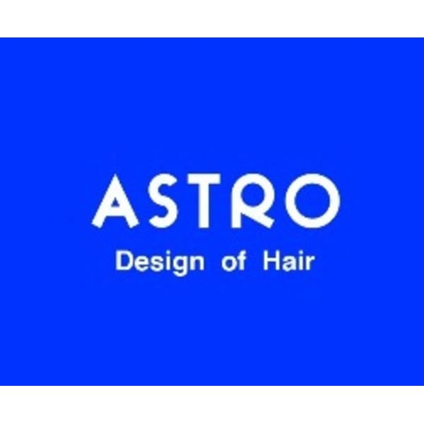 ASTRO design of hair