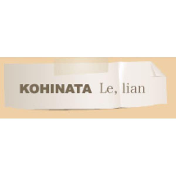 KOHINATA Le,lian