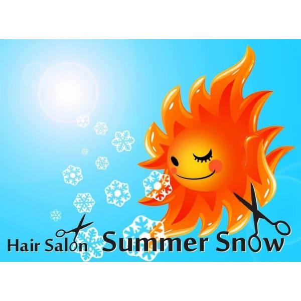 Hair Salon Summer Snow