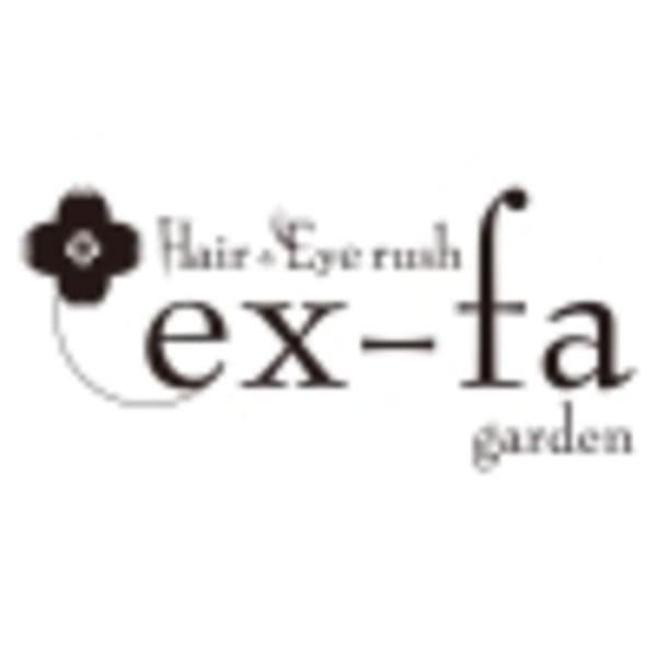 ex-fa eyelash garden
