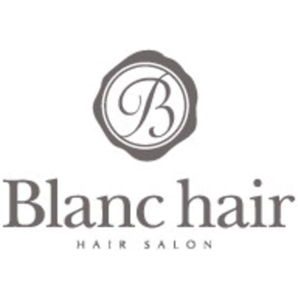 Blanc hair