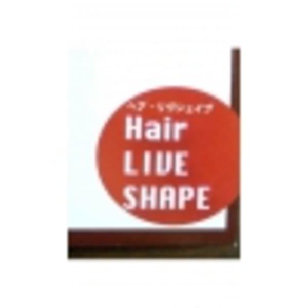Hair LIVE SHAPE