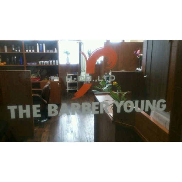 THE BARBER YOUNG
