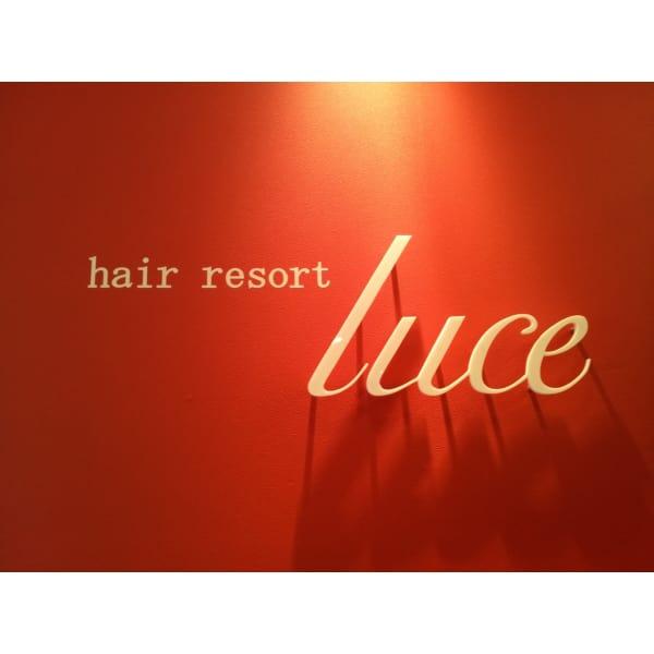 hair resort luce