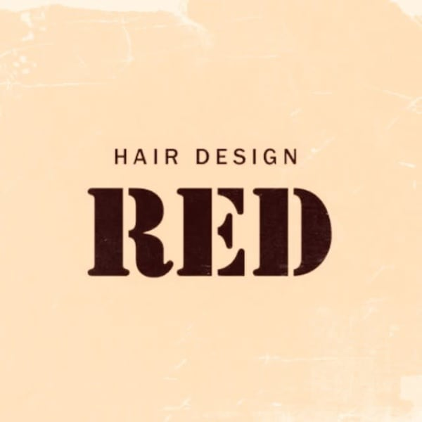 Hair design RED
