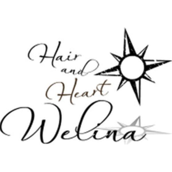 Hair and heart WELINA