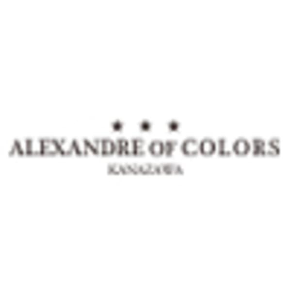ALEXANDRE OF COLORS KANAZAWA