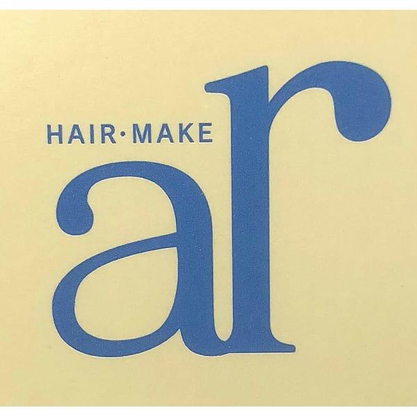 HAIR・MAKE ar
