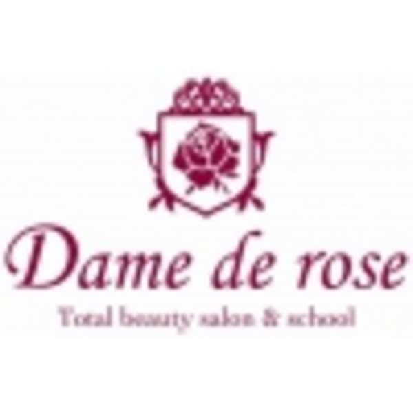Dame de rose