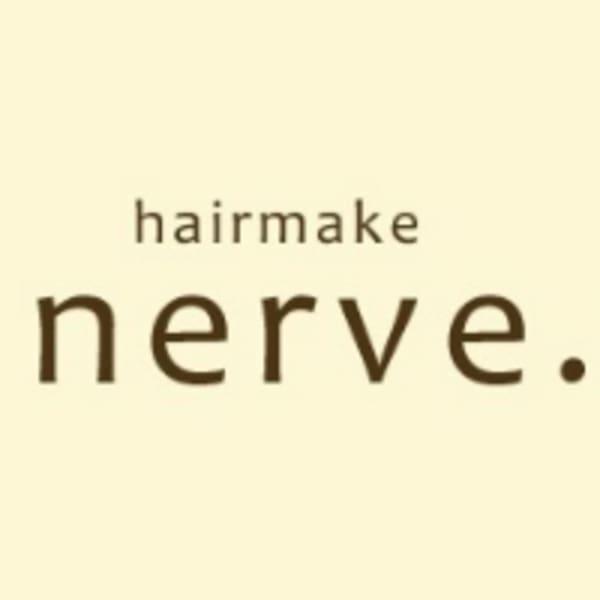 hair make nerve.