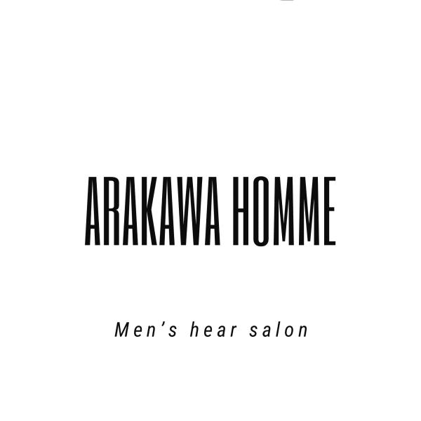 アラカワ homme