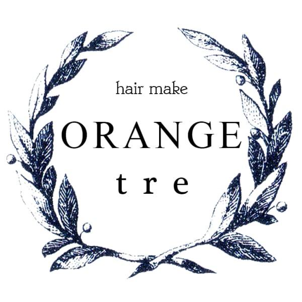 Hair Make ORANGE tre