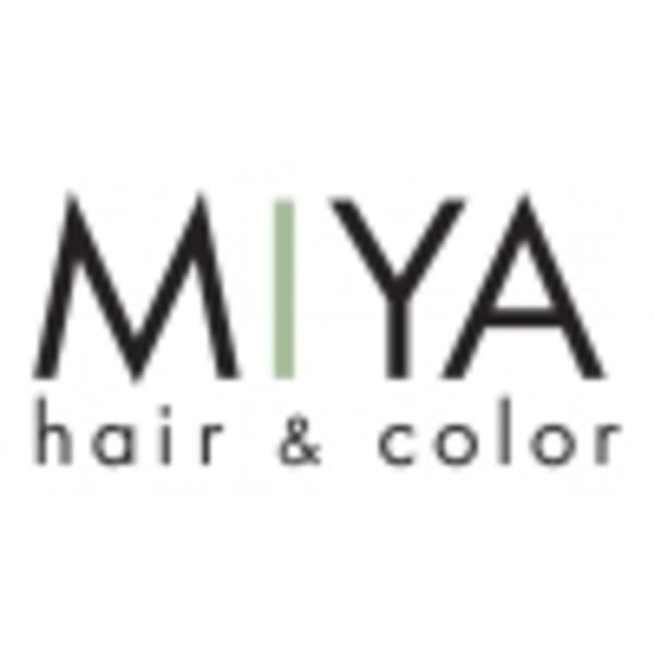 hair & color MIYA 桑園駅前店