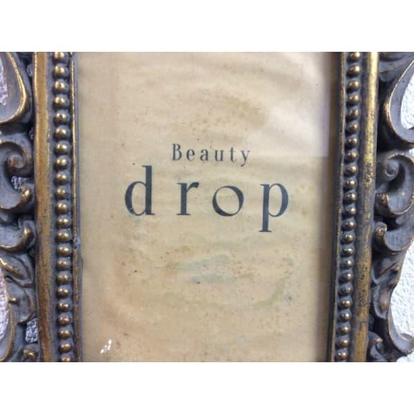 Beauty drop