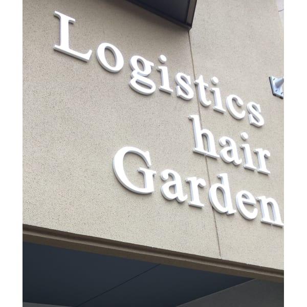 Logistics hair Graden