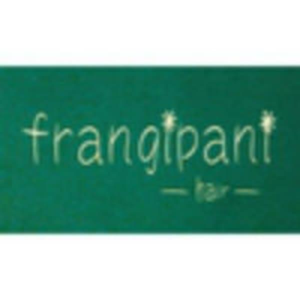 frangipani hair