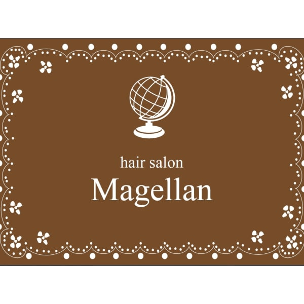 新宿 hair salon Magellan
