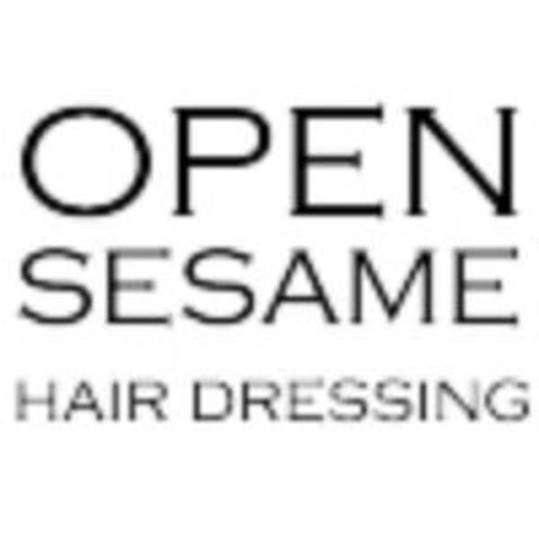 OPEN SESAME hair dressing
