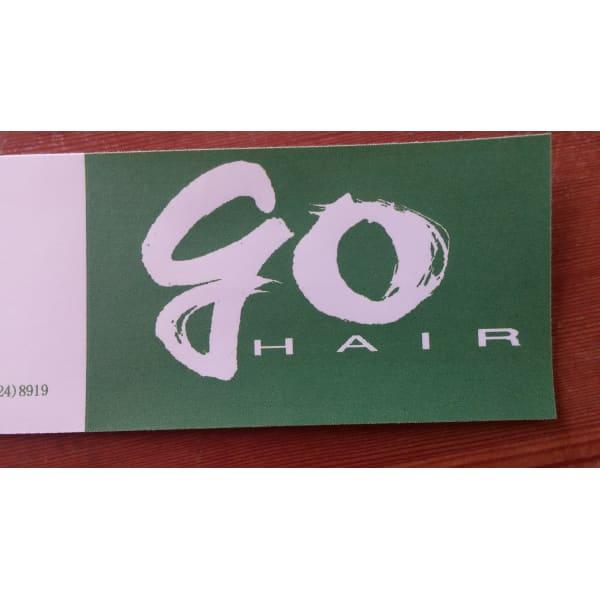 go. HAIR