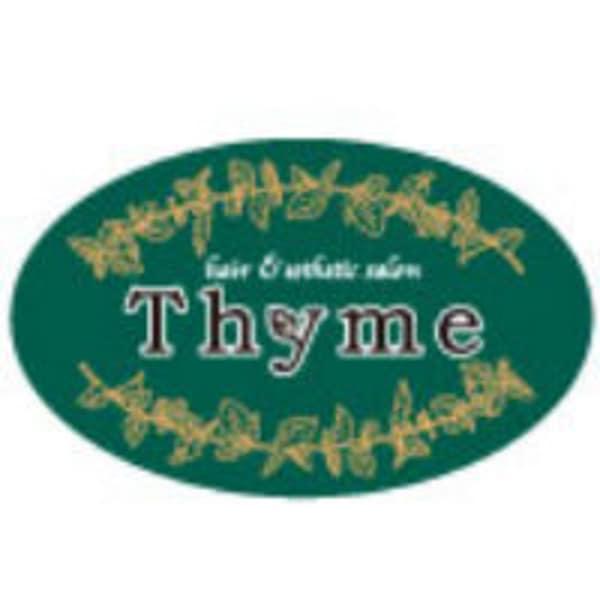 Hair & Esthetic salon Thyme
