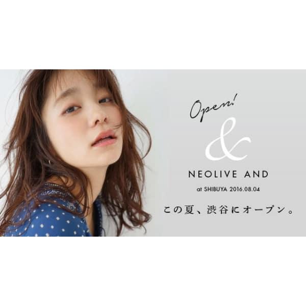 Neolive & 渋谷店