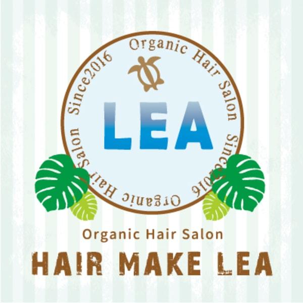 hair make lea