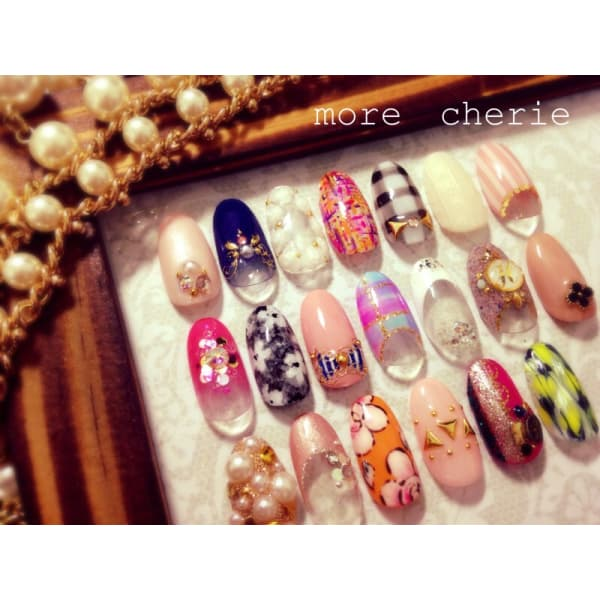 nail more cherie