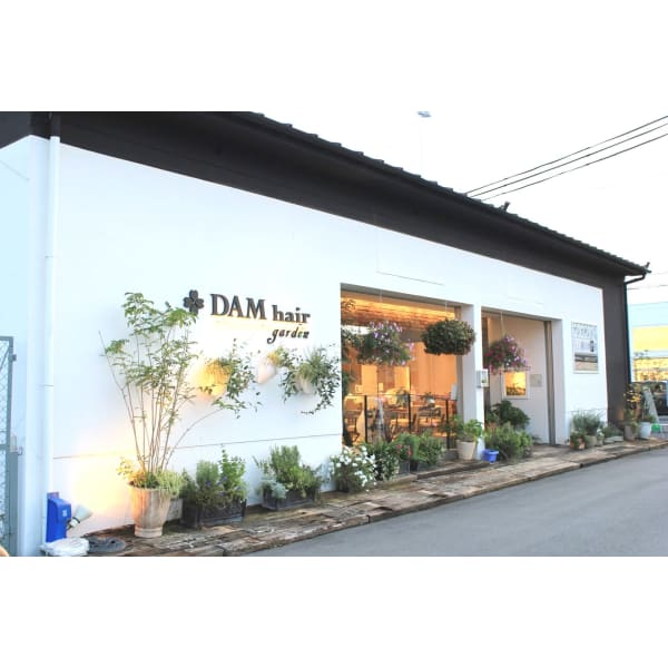 DAM hair garden