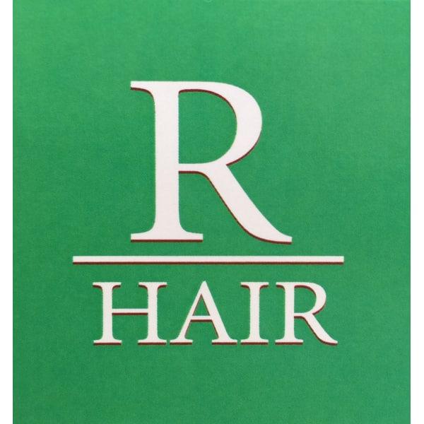R hair