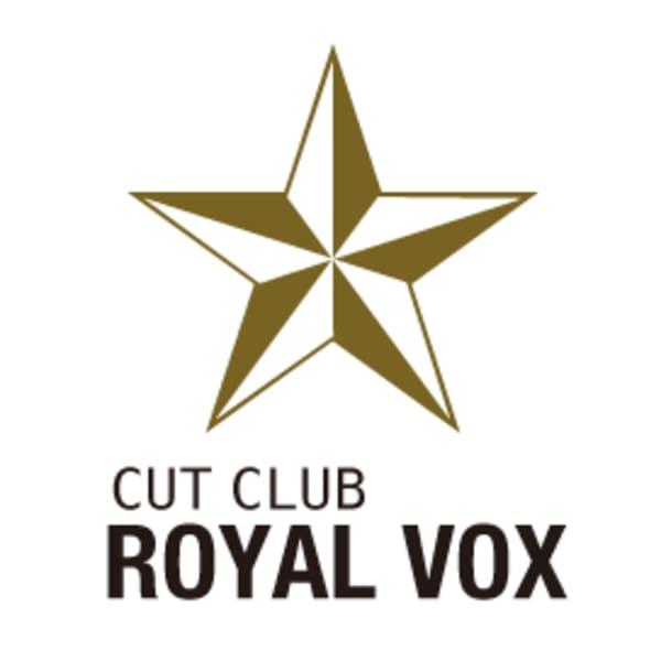 藤枝焼津メンズ専門美容院cutclub ROYAL VOX