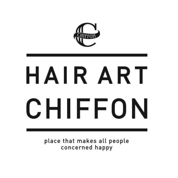 Hair art chiffon 池袋店