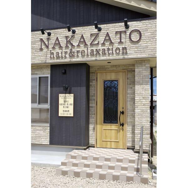 NAKAZATO hair&relaxation