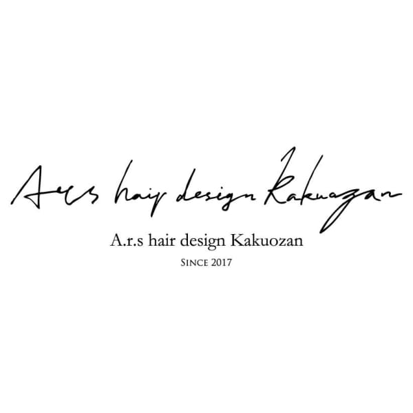 A.r.s hair design Kakuozan