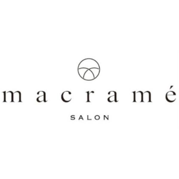 Salon macrame