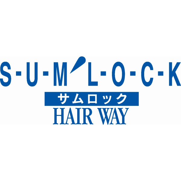 HAIR WAY S・U・M'L・O・C・K 重留店