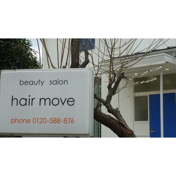 HAIR・MOVE
