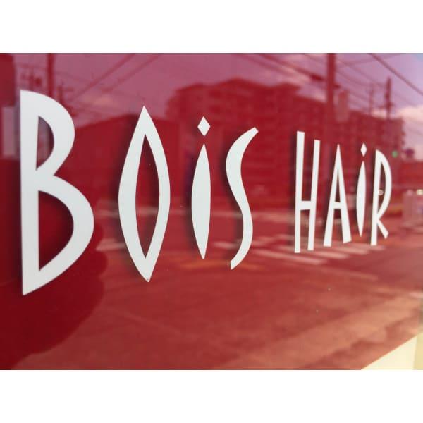 BOIS HAIR