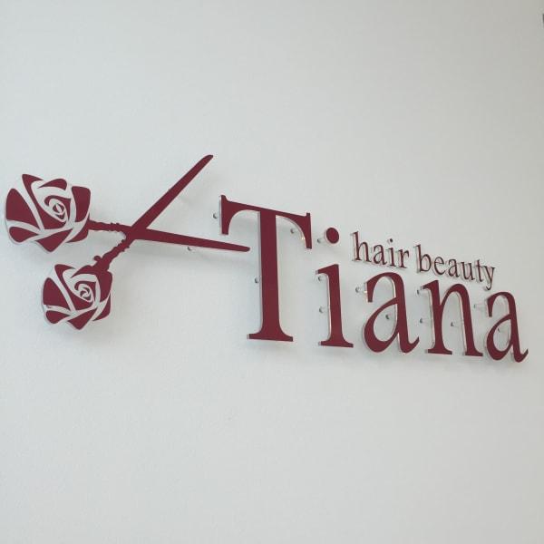 hair beauty Tiana