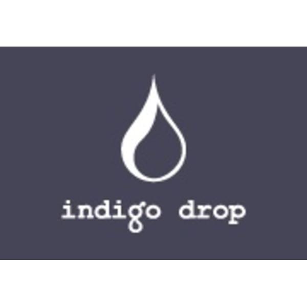indigo drop