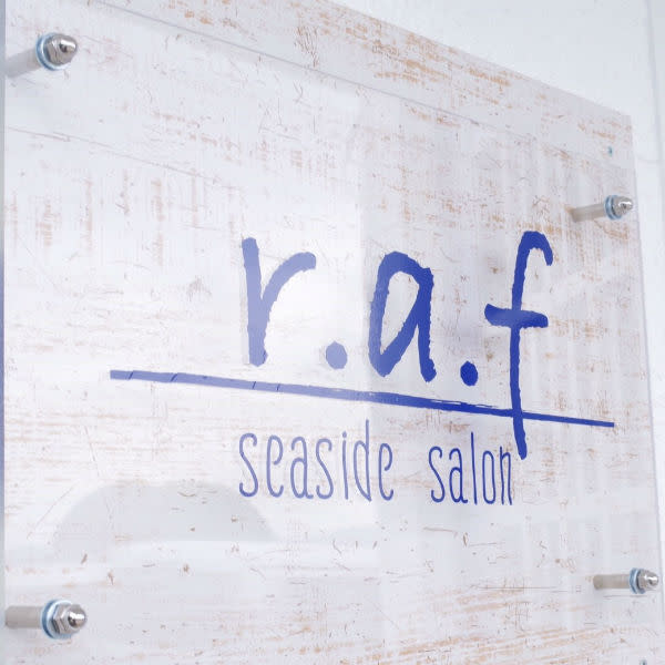 r.a.f seaside salon