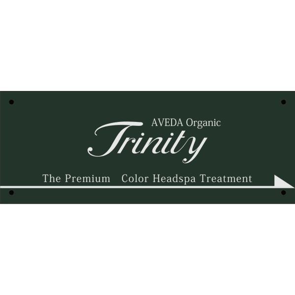 Trinity〜AVEDA Organic〜