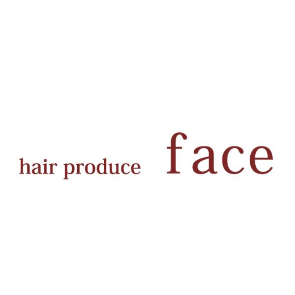 hair produce face