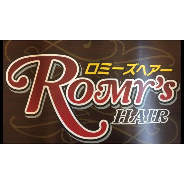 ROMY's HAIR