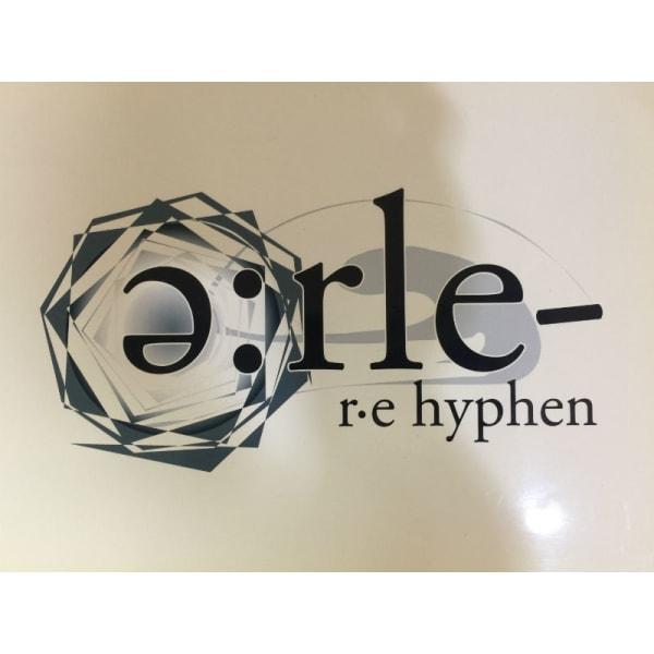 r・e hyphen