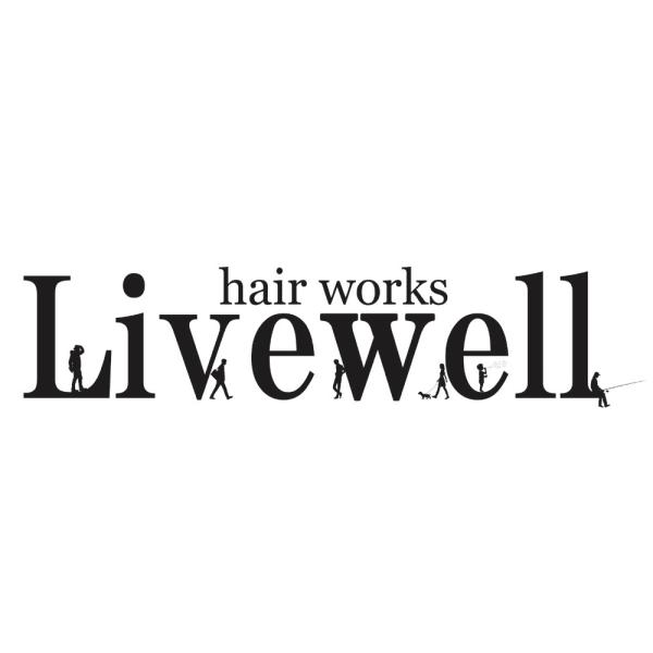Livewell-hair works-北千住