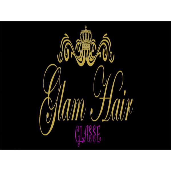 glam hair GLASSE