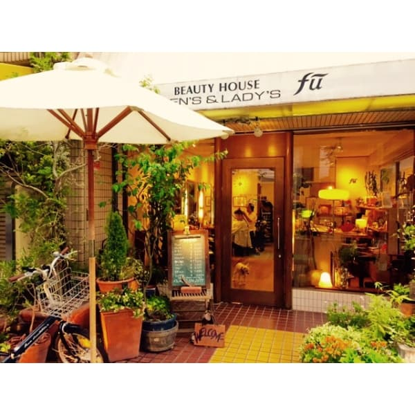 BEAUTY HOUSE fu