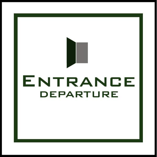 ENTRANCE DEPARTURE